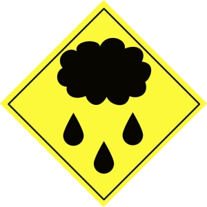 Rain Sign